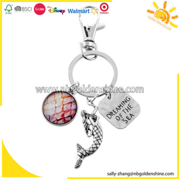 Promotion Mermaid Key Chain