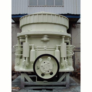 High Efficient Compound  Cone Crusher