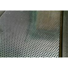 Online Manufacturer for China Perforated Metal, Perforated Sheets, Perforated Coils, Perforated Wire Mesh, Punched Metal, Punched Aluminium Sheets, Decorative Metal Manufacturer and Supplier Stainless steel Perforated metals supply to France Factory