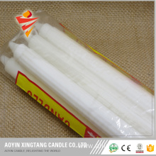 Fluted candle exported to Dar es salaam
