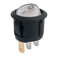 Round Rocker Switch autozone