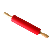 Wooden Handle Mini Rolling Pin