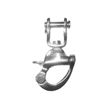 Jaw Swivel Shackle For Boat Trailers