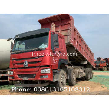 Tombereau Howo Sinotruk 12 d'occasion