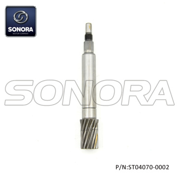 1E40QMA 50CC 2T Gear box Input Drive Shaft 150.9mm (P/N:ST04070-0002) Top Quality
