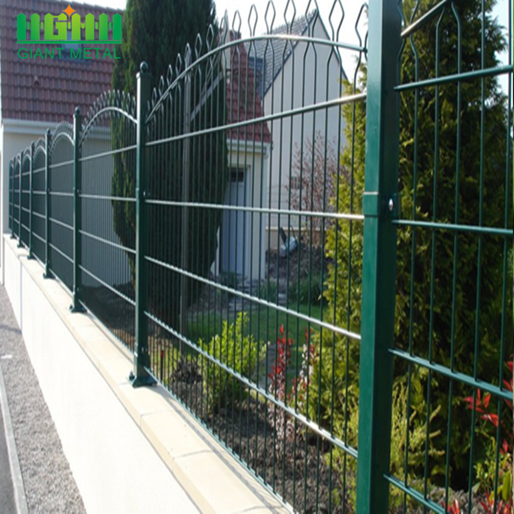 Residential Hot Dipped Galvanized Prestige Fence For Sale