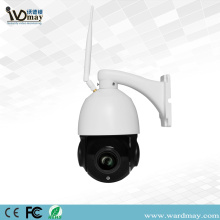 4X Zoom 1080P WiFi Speed Dome IP Camera