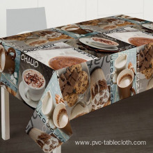 Pvc Printed fitted table covers Ball Table Covers