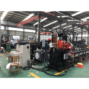 CNC band,channel steel punching & shearing machine model