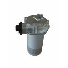 Factory selling for Metal Filters,Rutern Filters,Stainless Steel Sintered Fiber Meduim Manufacturer in China GP.WY Series Magnetic Return Filter supply to China Hong Kong Exporter