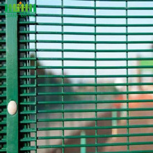 High Security Welded Anti-climb Wire Mesh Fence
