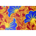 Hot selling real wax print fabric