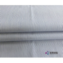 High Quality for Yarn Dyed Cotton Popular Pinstripe Woven Cotton Blend Fabrics export to France Manufacturers