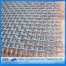 Hot-Galvanized Decorative Crimped Wire Mesh