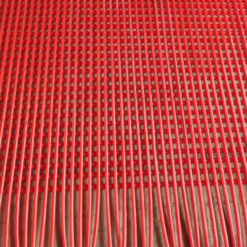 PU vibrating screen polyurethane mesh screen