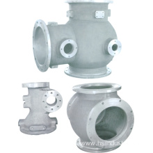 Aluminum Precision Casting Pipe Part