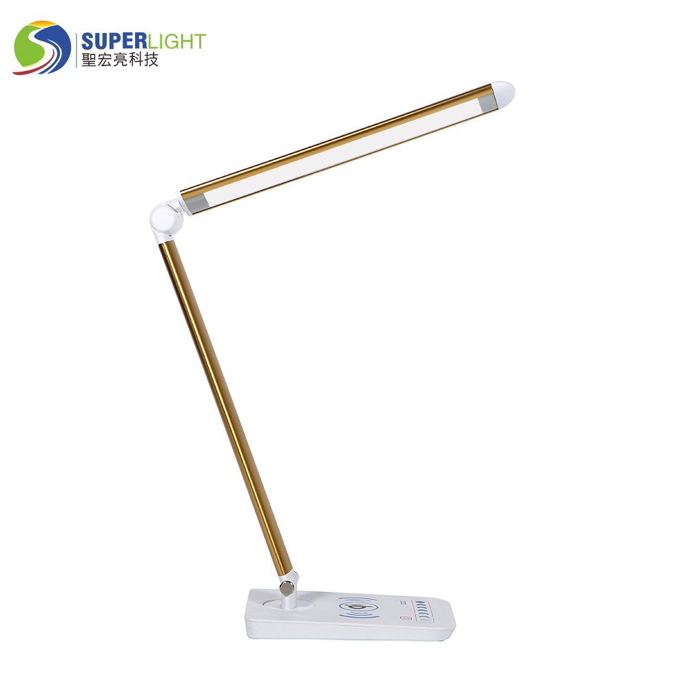 Wireless LED Desk Lamp For Easy Working Life