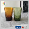 wholesale colored antique wine glasses