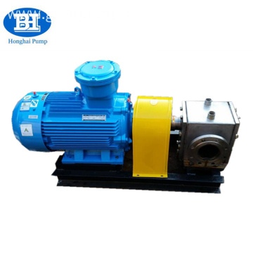 Viscosity High Temperature Heat Insulating Polyurethane Gear Pump