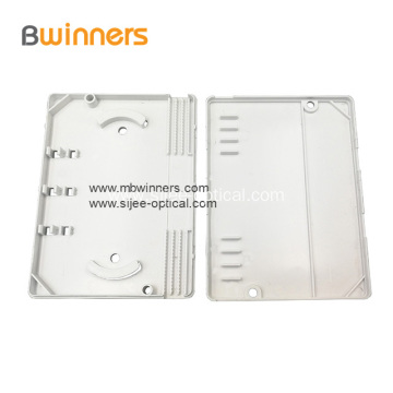 Fiber Optic Drop Cable Splice Protective Box 3 Input 3 Output