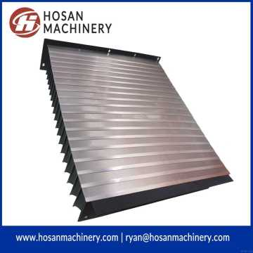 China Gold Supplier for Offer Flexible Accordion Type Guide Shield,Flexible Accordion Type Protective Shield,Flexible Guard Shield From China Manufacturer machine accordion dust cover bellows supply to Sao Tome and Principe Exporter