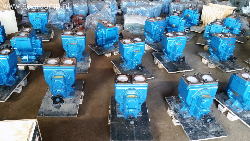 YHCB high suction hydraulic gear water circle pump