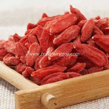 Chinese Dried Food of Orangic Goji berry