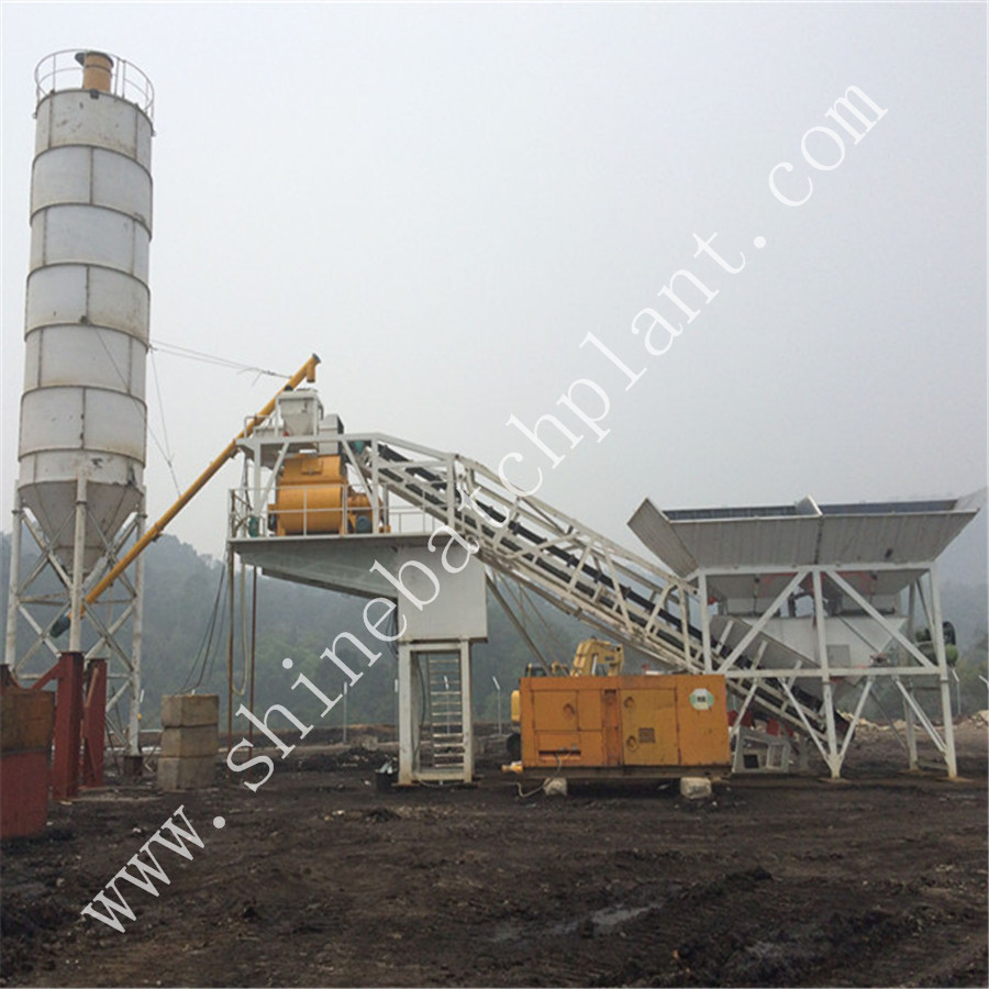 Mobile Batch Plant 75 1