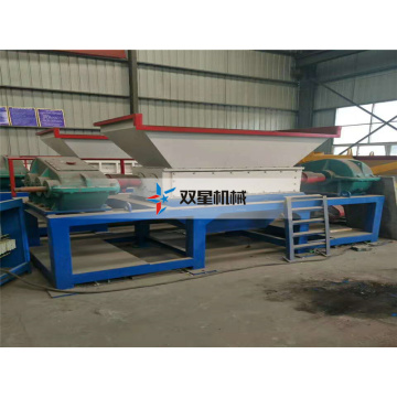 Aluminum Scrap Metal Shredder machine by Recycling Equipment