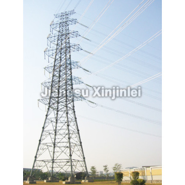 500kV Steel Tubular Tower