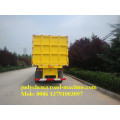 80ton 3 alxes side dump semi trailer