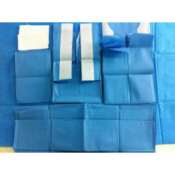 surgical disposable universal pack for hospital