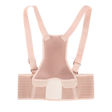 Pregnant woman dual-use abdominal support belt