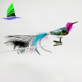Colorful Blown Glass Animal Bird Ornaments For Christmas