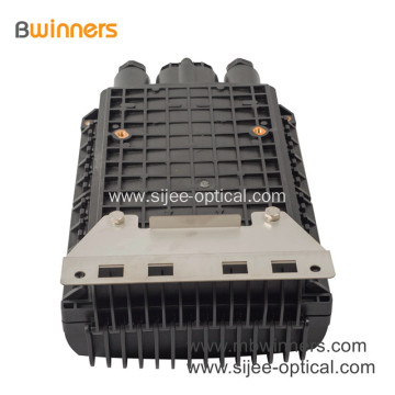 Outdoor Waterproof Ip68 288 Core Outdoor Fiber Optic Junction Box For Fiber Optic Cable