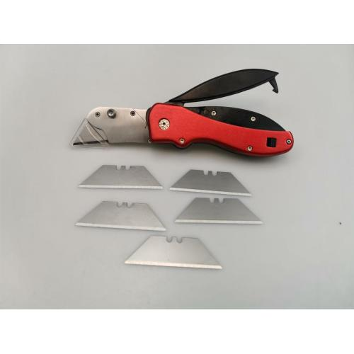 Utility Cutter Knives  with 5 Additonal Blades