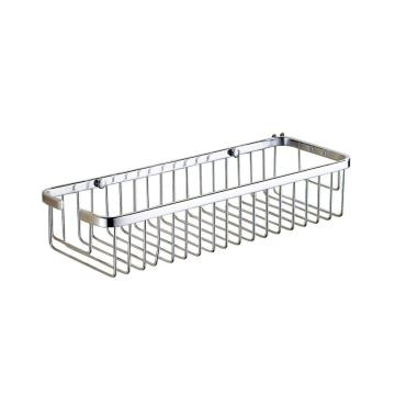 Stainless Steel Rectangular Bath Basket