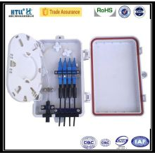 Factory Supplier for Outdoor Pole Mount Fiber Box 4Port SC/FC/LC Fiber Optic Outdoor Box supply to Singapore Supplier