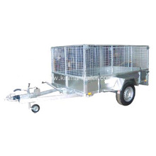 Off Road Box Trailer For Sales