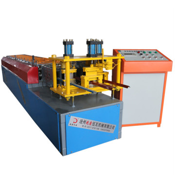 Roll forming machine for galvanized keel steel