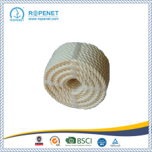 Good quality 100% for White Twisted Cotton Rope High QualityTwisted Cotton Rope for OEM Customized supply to Equatorial Guinea Factory