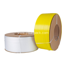 Personlized Products for China Pp Strapping, High Tensile Virgin Pp Strapping, Woven Pp Strap, High Quality Pp Strap Manufacturer and Supplier 1/2 inch pallet poly belt strapping tape supply to Cape Verde Importers