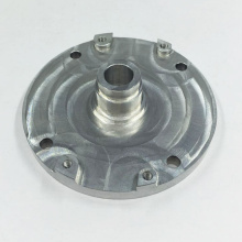 Horizontal Milling Machining Aluminum Parts