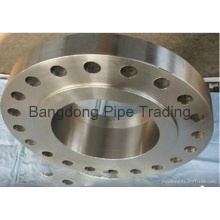 ASTM A335 Steel pipe flange