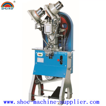 Automatic Double-Side Eyeletting Machine BD-108
