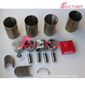 excavator TD42-T engine gasket bearing piston ring liner