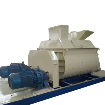 1.5cubic meter forced concrete mixer machine