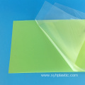 Light Green and Yellow Insulation Epoxy FR4 sheet