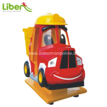 Amusement park electric toy for kids