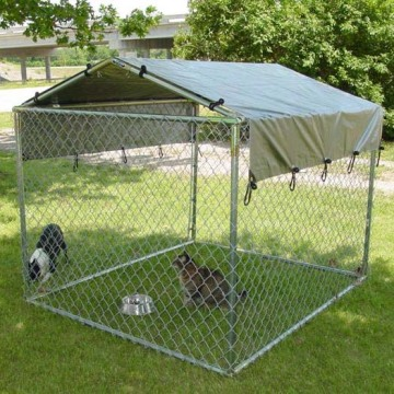 Large Outdoor Dog Cage